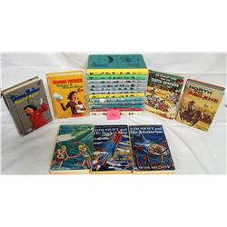 18   1950's - 1960's Kids H/C books