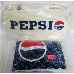 New Pepsi Gym bag and beach towel