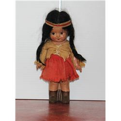 """Compisition Reliable Narive Doll, 8"""""""