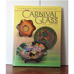 Carnival Glass and Depression Glass Collectors Books