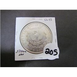 1900 US Morgan Silver Dollar .7734oz ASW