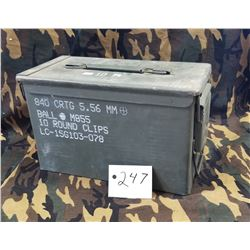 5.56mm Ammo Can