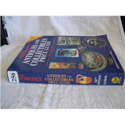 Book - Antiques & Collectibles Price Guide (34th Edition)