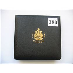 1967 Royal Canadian Mint Cased Set (Gold Coin Missing)