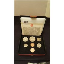 1973 Double Penny Set