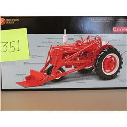 "Farmall MD Tractor 1/16 scale Toy Mckormick Deering Ertl No 4201 Precision Series 13""x6"""