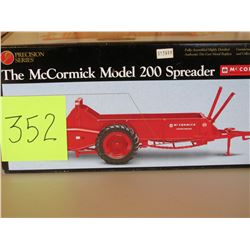 Mcormick Model 200 Spreader Toy