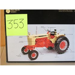 "1/16 Scale Case 930 Comfort King Tractor Toy-Precision Series 12""x7.5"""