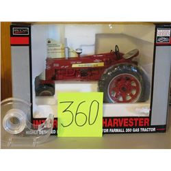 Farmall 350 Tractor Toy (Brass Tacks Demonstrater)