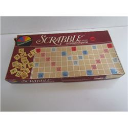 Original Scrabble Board Game-Vintage