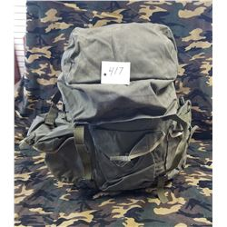 Surplus Canadian Forces CF82 Pack Only