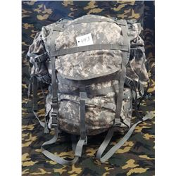 Surplus US Large Molle Field Pack w/Frame & Straps