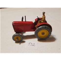 Dinky Toys Massey Harris Tractor