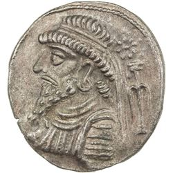 ELYMAIS: Anonymous, ca. BC 30 to about 50 AD, AR tetradrachm (15.14g), Seleukeia, ND. EF
