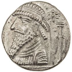 ELYMAIS: Anonymous, ca. BC 30 to about 50 AD, AR tetradrachm (14.68g), Seleukeia, ND. EF