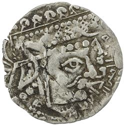 GHUZZ OF SYRDARIA: Jabuya, AR drachm (1.20g), NM, ND (after about 830). VF