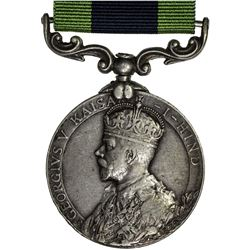 GREAT BRITAIN: George V, 1910-1936, AR military medal. VF