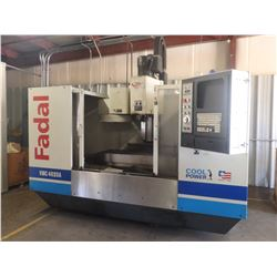 2001 Fadal VMC 4020AHT Vertical Machining Center