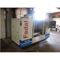 2000 Fadal VMC 5020AHT Vertical Machining Center