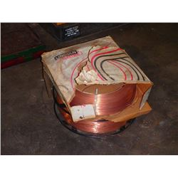 Lot of (2) Spools of Copper Wire