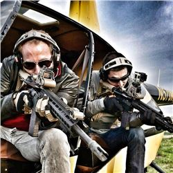 Texas Helicopter Hog Hunt for 2 hunters