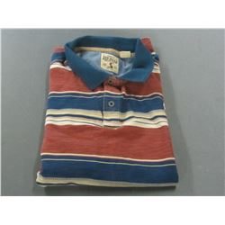 Red Head Mens short sleeve Golf style shirt/ size Large