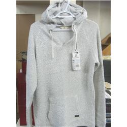 Ascend Knit Pullover with hood/ hand pouch/ clearance price 69.00
