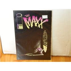 MAXX 5 SEP 1993 - NEAR MINT - WITH SLEEVE