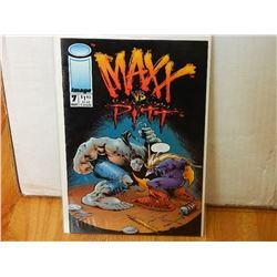 MAXX 7 MAR 1994 - NEAR MINT - WITH SLEEVE & BOARD