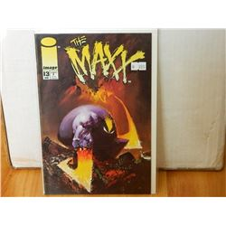 MAXX 13 JAN 1995 - NEAR MINT- WITH SLEEVE & BOARD