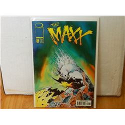 MAXX 29 APR 1997 - NEAR MINT - WITH SLEEVE & BOARD