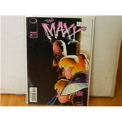 MAXX 31 JULY 1997 - NEAR MINT - WITH SLEEVE & BOARD
