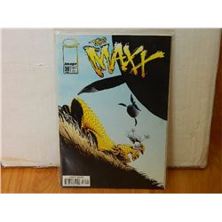 MAXX 35 FEB 1998 - NEAR MINT - WITH SLEEVE & BOARD