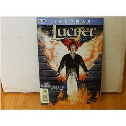 SANDMAN PRESENTS LUCIFER #1 MAR 99 No. 1 OF 3 - NEAR MINT - IN BAG