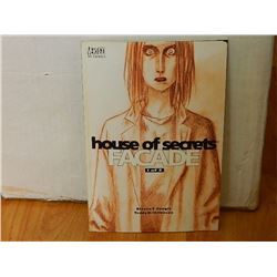 HOUSE OF SECRETS: FACADE #1 MARCH 2001 CONDITION GOOD - WITH BAG