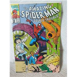 THE AMAZING SPIDER-MAN VOL.1 #2 - 1990 - SKATING ON THIN ICE: DOUBLE TROUBLE - condition - near mint