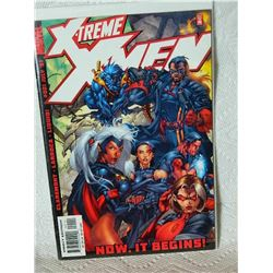 EXTREME X-MEN - #001 JULY '01 - NEAR MINT -  WITH BAG & BOARD