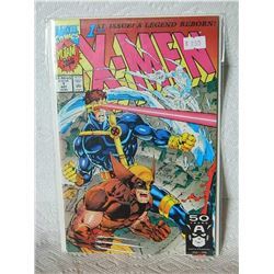 X-MEN - 1991 1ST SERIES #1 (1C) - NEAR MINT - WITH BAG & BOARD (cover price $1.50)