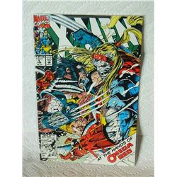 X-MEN - 1991 1ST SERIES #5 - NEAR MINT - WITH BAG