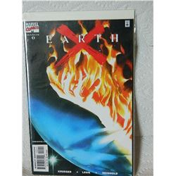 EARTH X #0 - 1999 - NEAR MINT - WITH BAG & BOARD