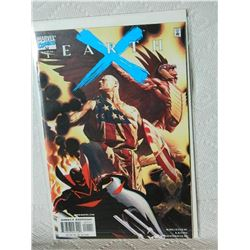 EARTH X #1 - 1999 - NEAR MINT - WITH BAG & BOARD