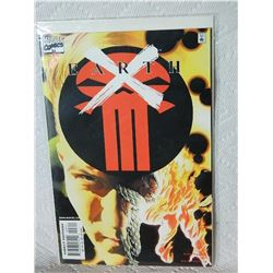 EARTH X #3 - 1999 - NEAR MINT - WITH BAG & BOARD