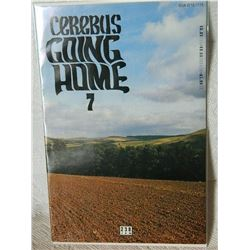 CEREBUS GOING HOME 7 - #238 1999 - NEAR MINT - WITH BAG & BOARD