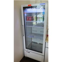 Turbo Air TGM-12SD Refrigerated Merchandiser w/Hinged Glass Door