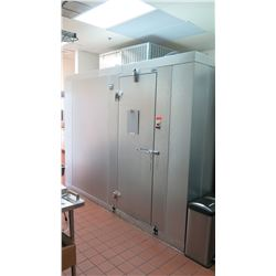 Norlake Modular Self-Contained Stand-Alone Walk-In Freezer -Paid $9,654 (not including shipping)