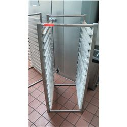 "Turbo Air TSP-2250 Full Size Sheet Pan Rack 21"" X 24"" D X 50"" H"