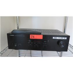 Yamaha Stereo Audio Receiver Deck, Model R-S202