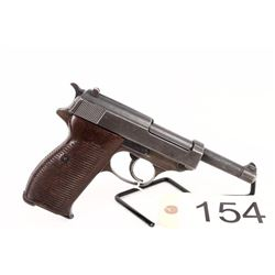 RESTRICTED. Walther WWII P38