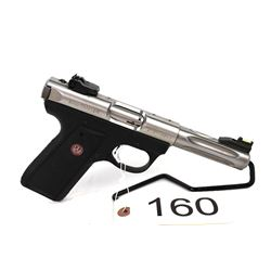 RESTRICTED. Gorgeous Ruger MKIII 22/45