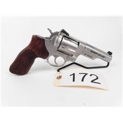 RESTRICTED. Stainless Ruger GP100